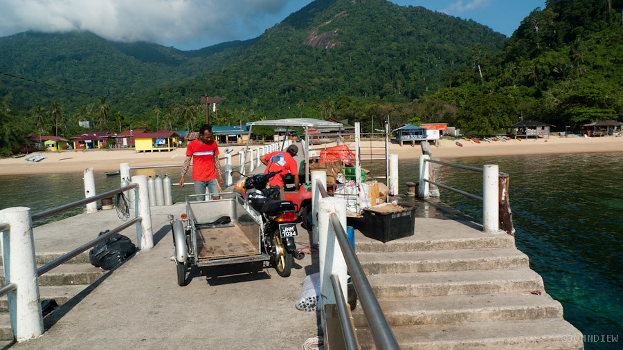 Paya Beach Tioman - 23