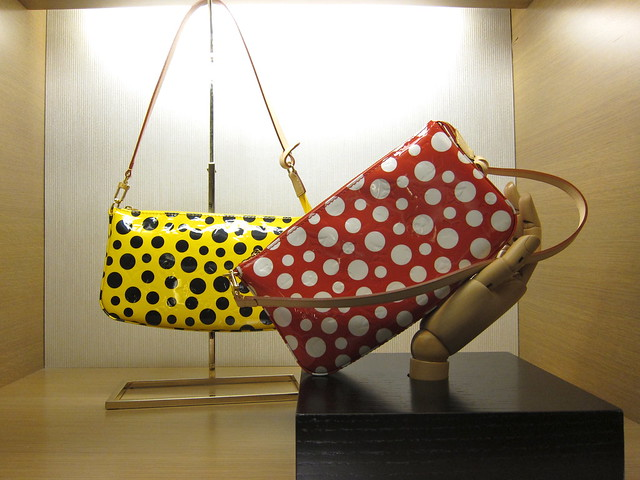Yayoi Kusama x Louis Vuitton