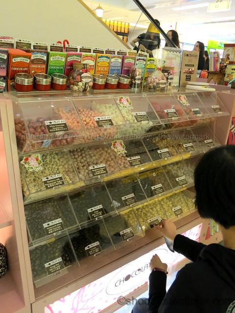 Sticky & Chocolat-ier at K11 Mall