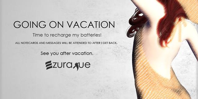 ezura Xue + Vacation