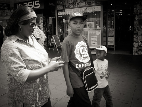 Corporation Street- Birmingham 2012