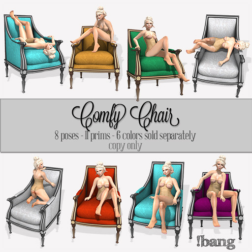 !bang - comfy chairs