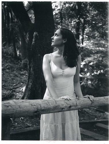 Rebecca (Polaroid)