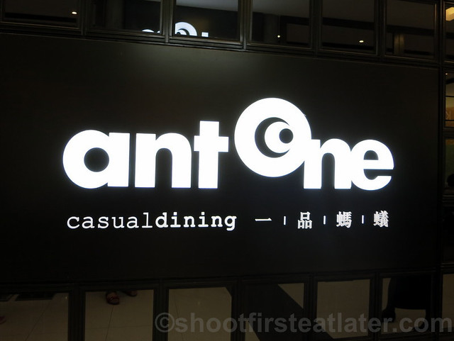 Ants One at K11-001