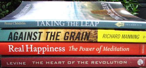 spine poetry