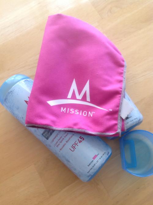 Mission Athletecare Enduracool Towels