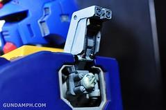 Banpresto RX-178 Mk-II TITANS Head (Bust) Display (22)