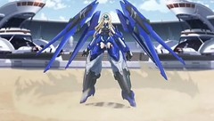 Cecilia Alcott Blue Tears Infinite Stratos