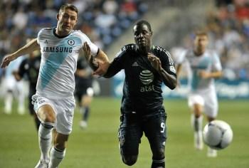 Video: MLS All Stars 3 - Chelsea FC 2 (2012 MLS All Star Game Highlights)