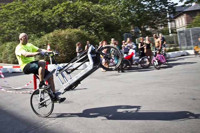Svajerløb 2012 - Bullitt Wheelie