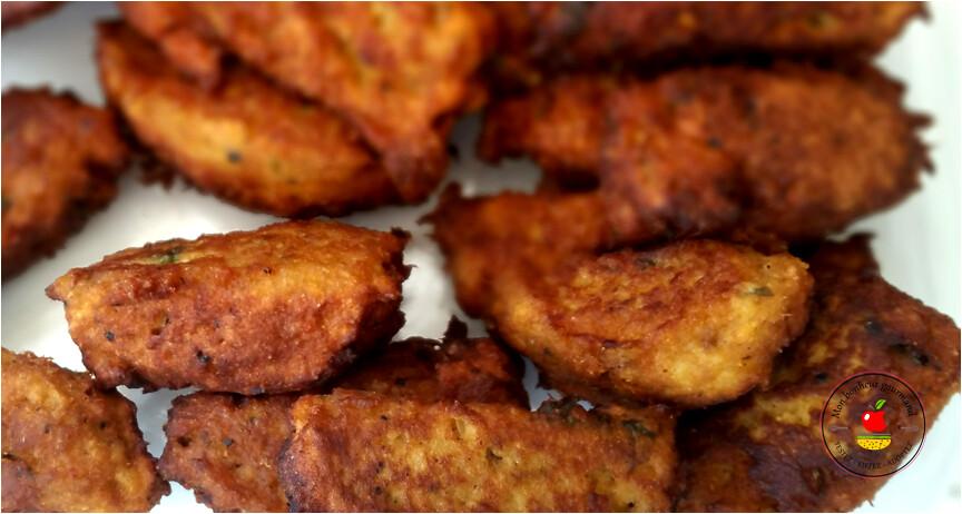 croquettes de thon combava-muscade-mon bonheur gourmand
