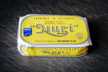 Canned fish: Nuri