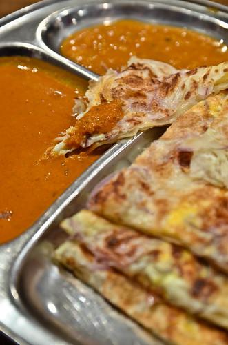 Roti Chanai/Indian Pastry