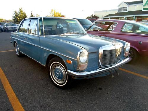 1970 Mercedes-Benz 220D