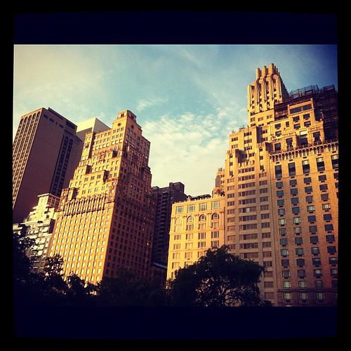 Hello #NewYorkCity