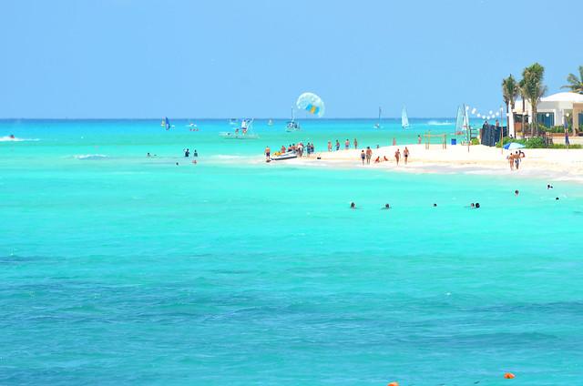 Playa del Carmen. Quintana Roo, México.