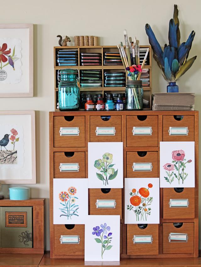Botanicals by Geninne