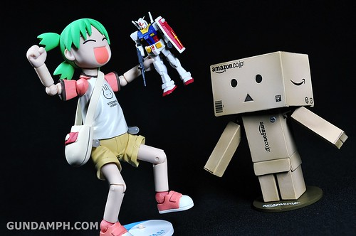 Revoltech Danboard Mini Amazon Box Version Review & Unboxing (41)