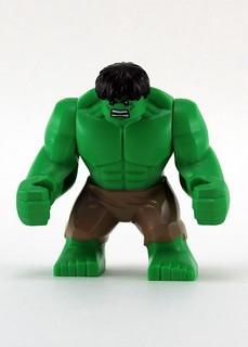 12. Hulk Front