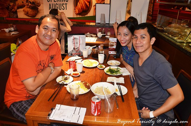 rocel quibic alvin and gelo at din tai fung singapore