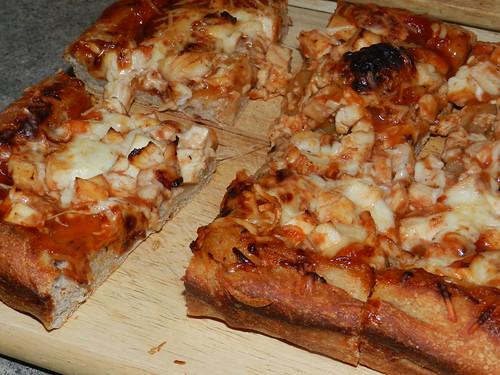 BBQ Deep Dish PIzza (13)