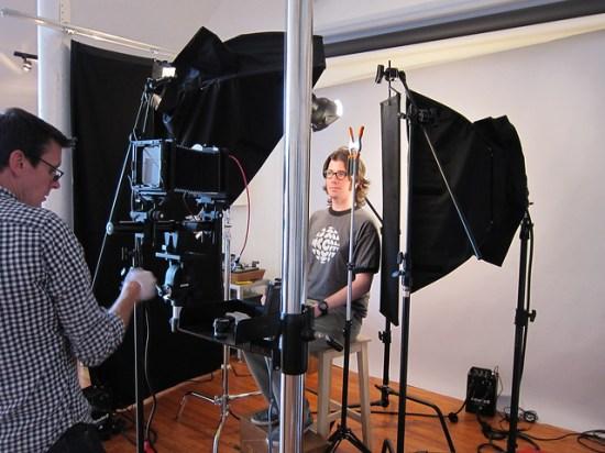 Taylor at Photobooth SF