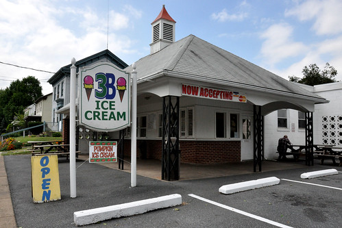 3B ice cream