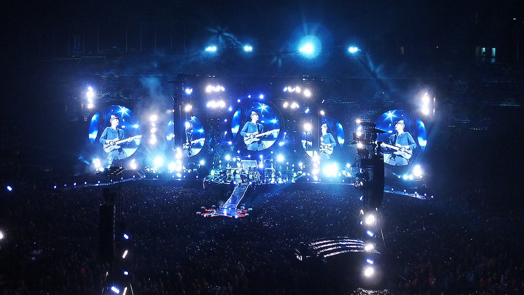 Coldplay - Live in München - 12. September 2012 by Dirk Paessler