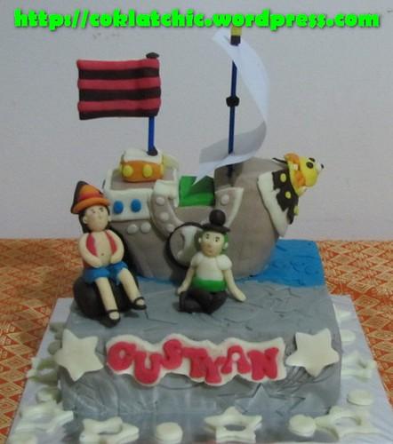 Cake One Piece
