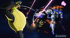Gundam AGE 4 FX Episode 47 Blue Planet, Lives Ending Youtube Gundam PH (42)