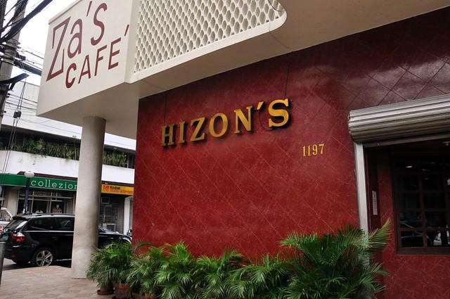 Hizon's, 1197 Jorge Bocobo St., Manila
