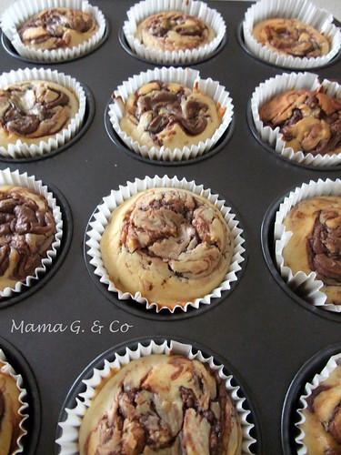 Banana Nutella Muffins (5)