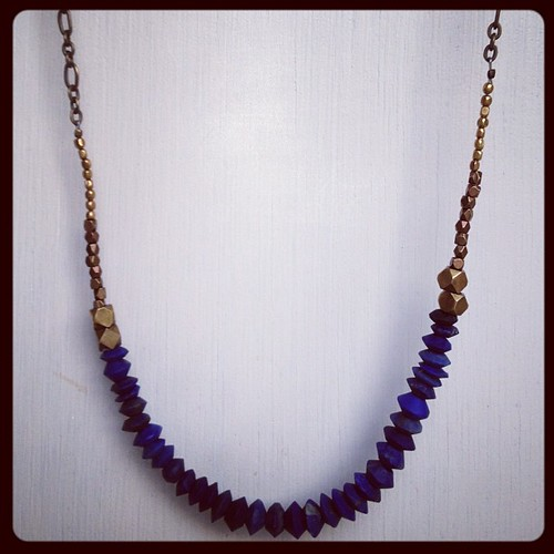Sulu-Design Necklace!
