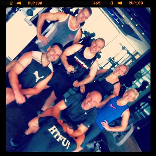 #team #workout #muchfun #fridayfun #innerfight #smashlife