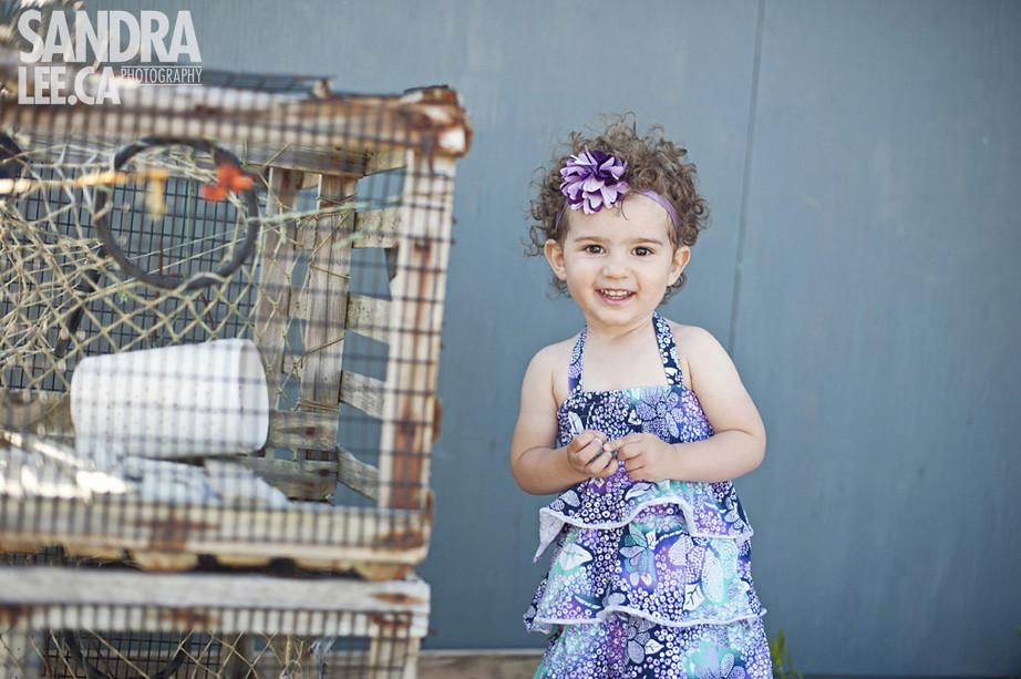 Anna - Newfoundland Child Photography
