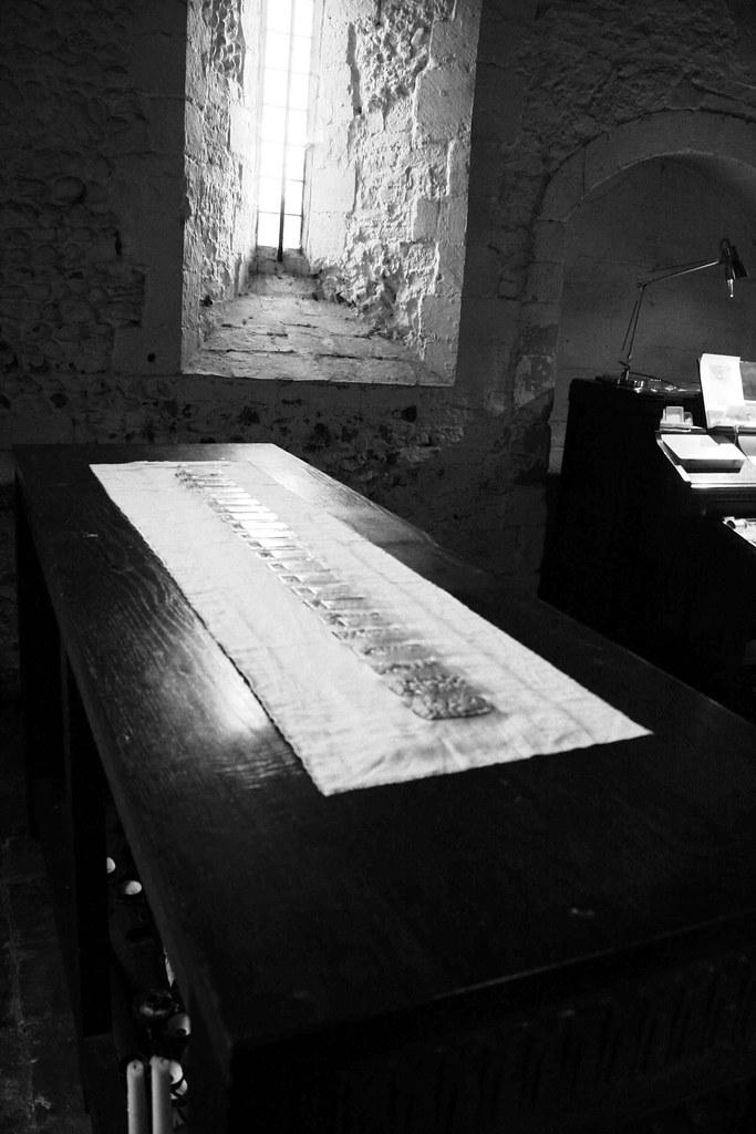 Isolation Exhibition, leper chapel