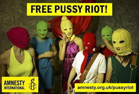 Free_Pussy_Riot by gtorte