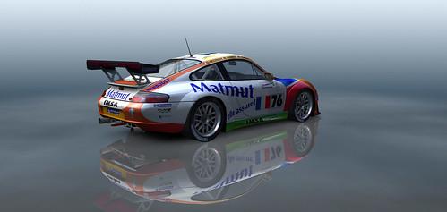 Porsche 996 GT3 RSR IMSA Performance 24h Mans 2006 – LeSunTzu modding