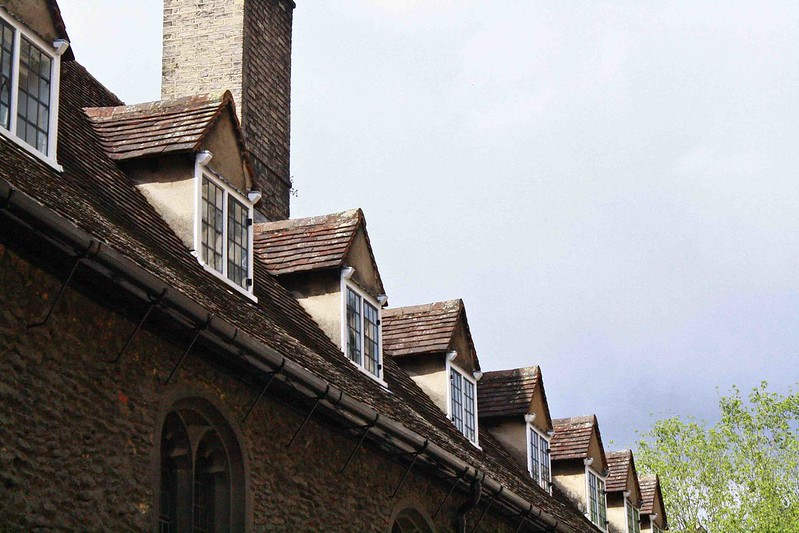 Cambridge roofs