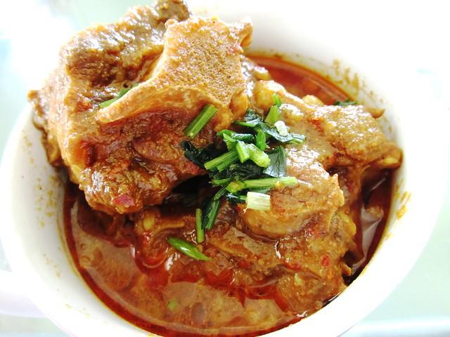 Hayatt KK's oxtail soup