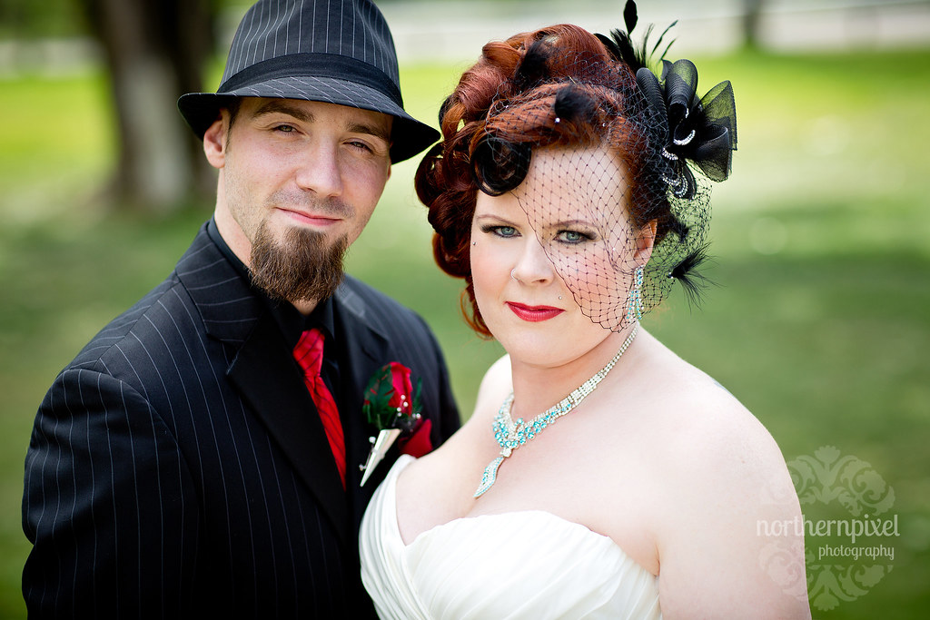 Naomi & Matt's Wedding - Prince George BC