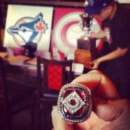 Vancouver Canadians 2011 Championship Ring