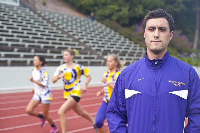 SF State cross country