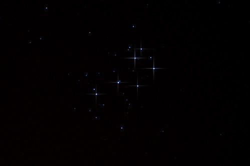 The Pleiades Sept 13 2012