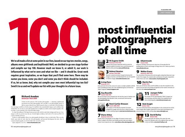 100fotografosinfluyentes