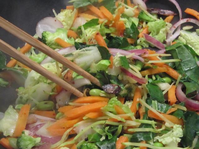 Cooking: Prawn Ramen