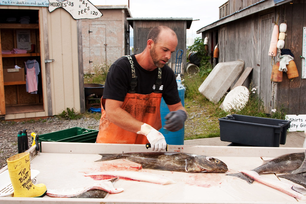 ButtWhackers Filleting