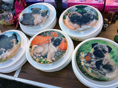 Pug plates