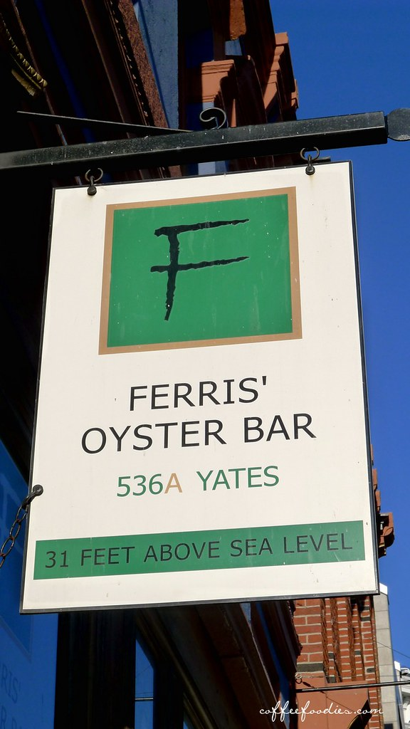 Ferris' Oyster Bar & Grill VICTORIA BC