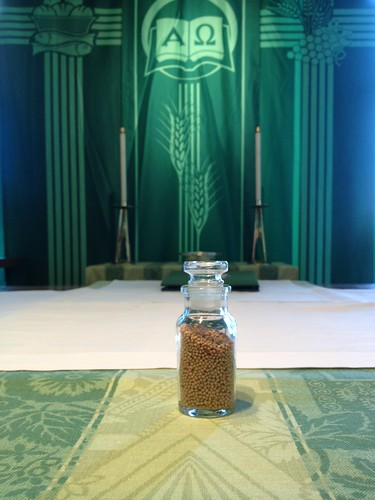 Remember The Mustard Seed